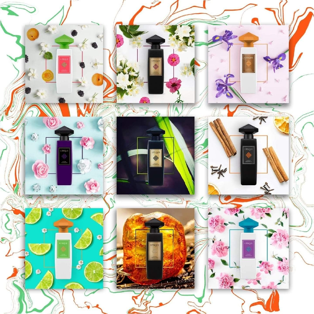 Fragrances/perfumes/aftershaves