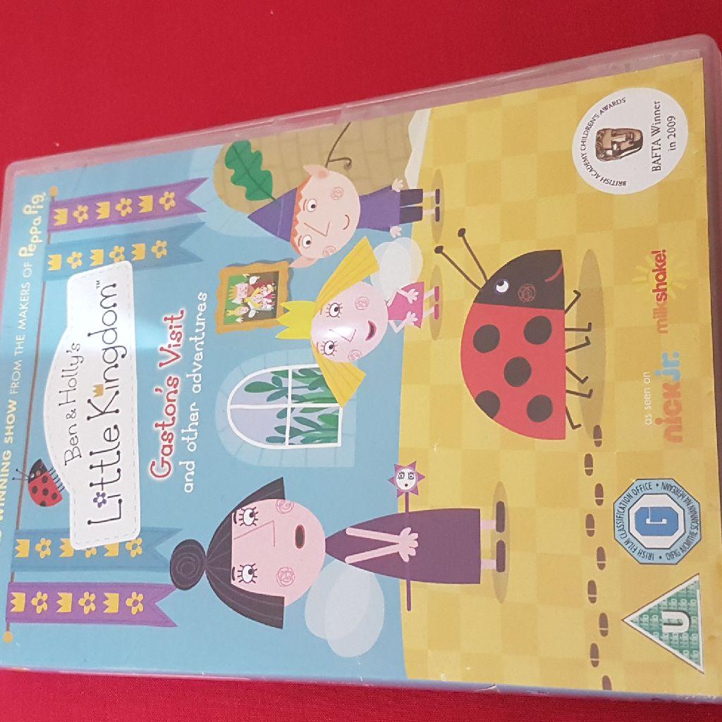 Ben & Hollys little kingdom DVD