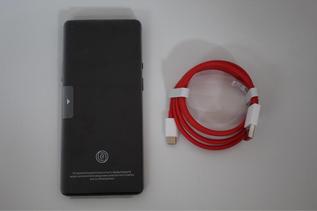 OnePlus 8 Pro - Onyx Black