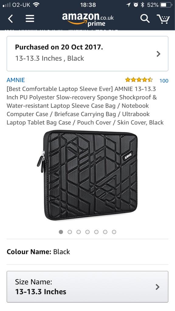 Laptop/ tablet case