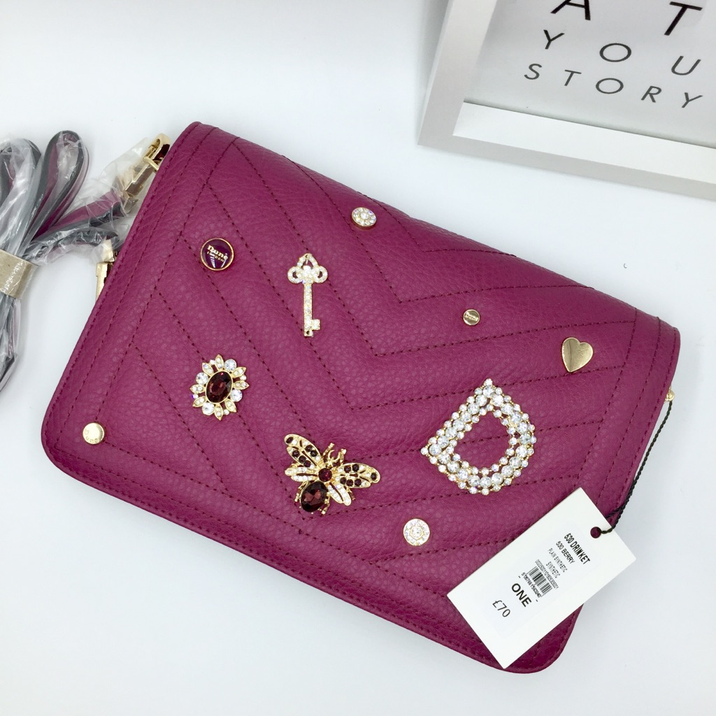 BNWT Dune Jewels Bag