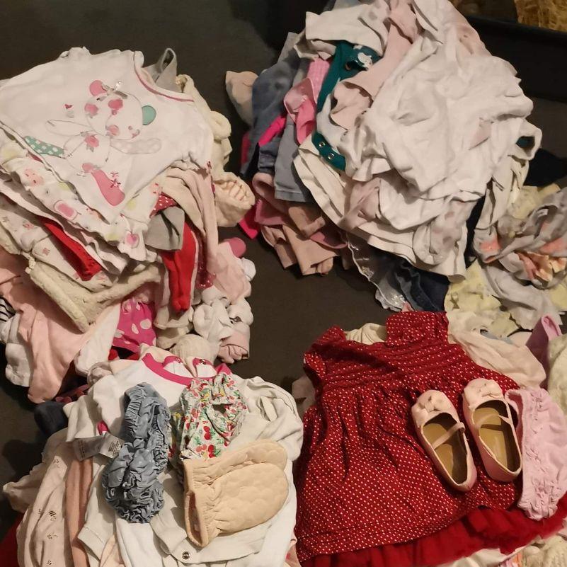 Girl clothes bundle