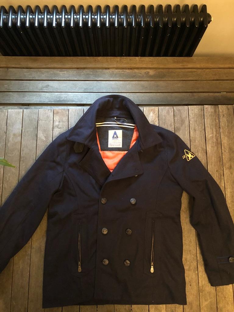 Gaastra men's woollen mix Jacket Size XL
