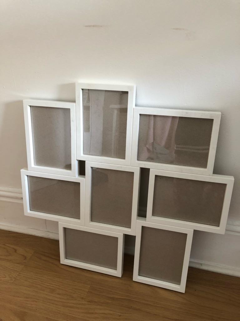 IKEA photo frame collage