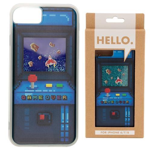 iPhone 6/7/8 phone case- gaming arcade game