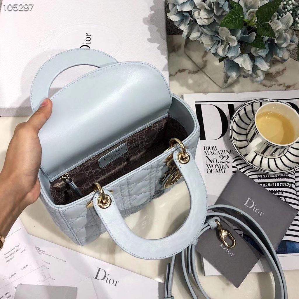 99% New Dior lady bag
