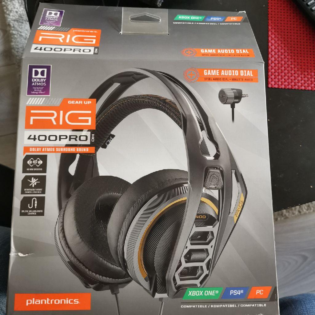 Headphones gaming