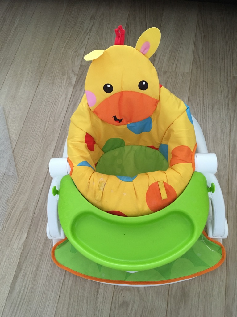 Fisher price giraffe seat