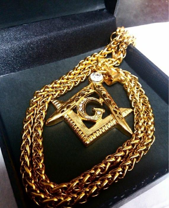 Men's GOLD FILLED NECKLACE