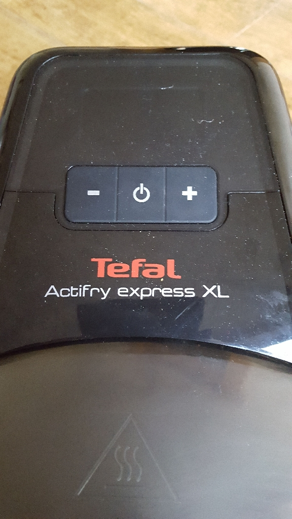 Tefal actifry xl 1.7kg airfryer