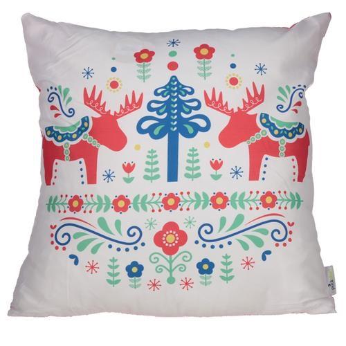 Cushion with insert- scandi design 50 x 50cm