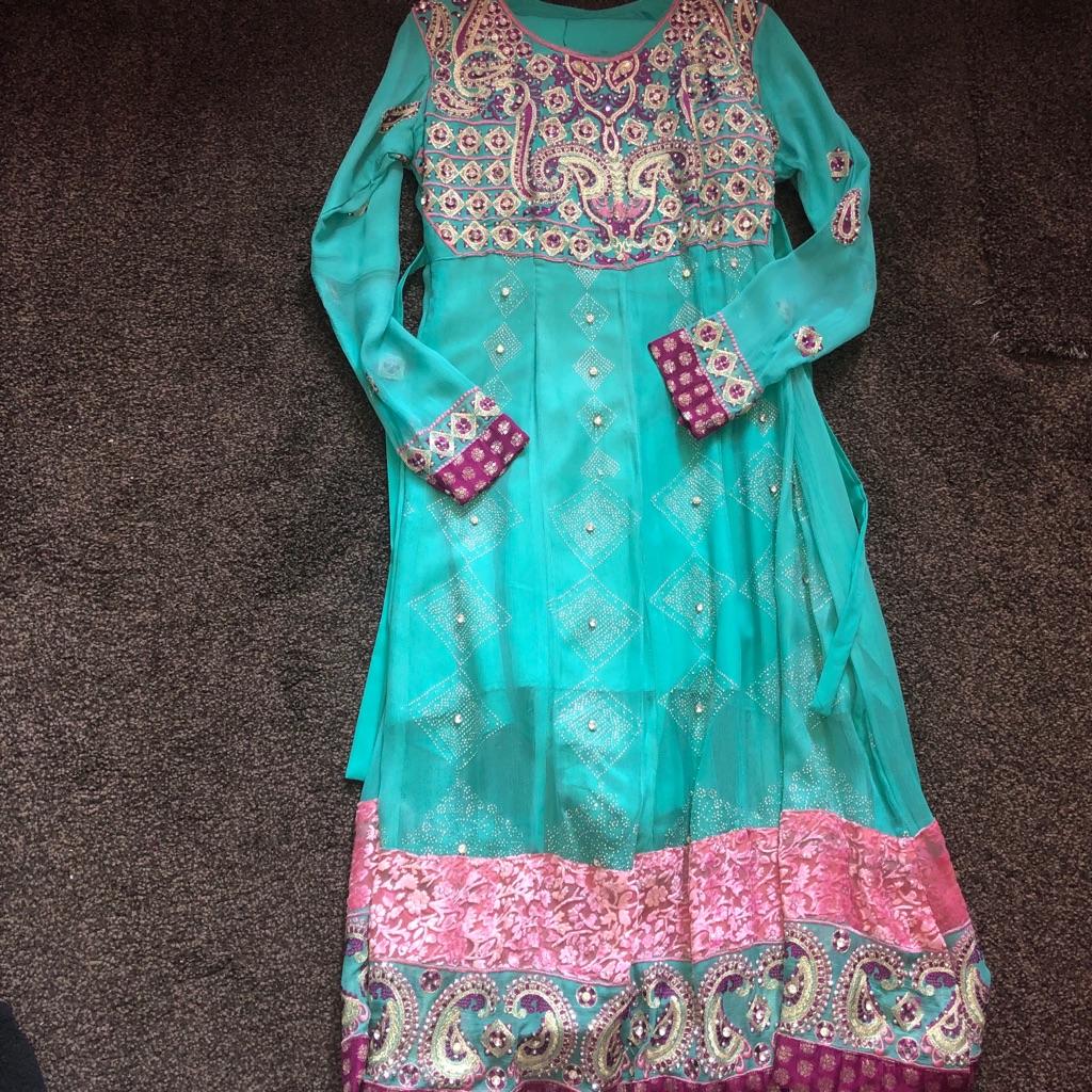 Asian Dress, Pakistani Dress, Indian Dress
