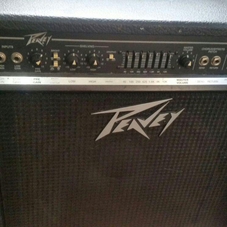 Pevey Guitar amp