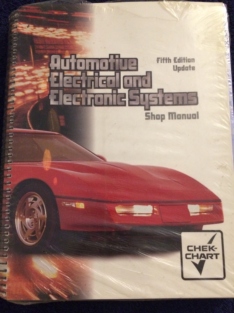 Automotive Electrical and Electronic Systems Classroom and Shop Fourth Editions 📖