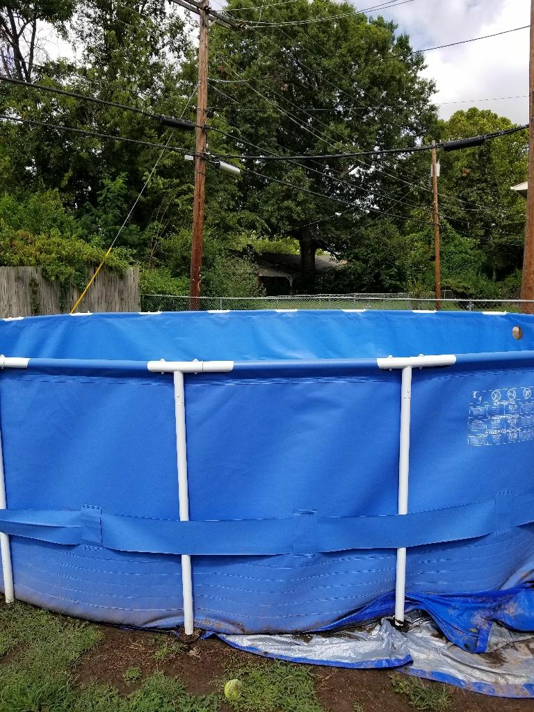 18 ft pool