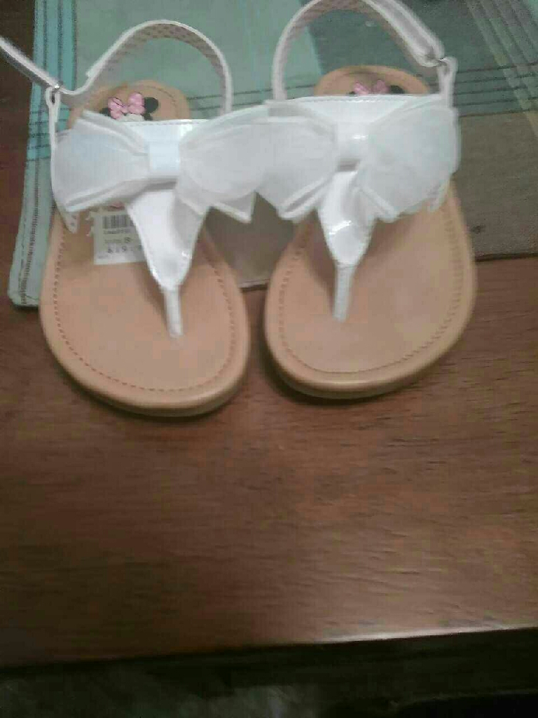 Minnie mouse sandals
