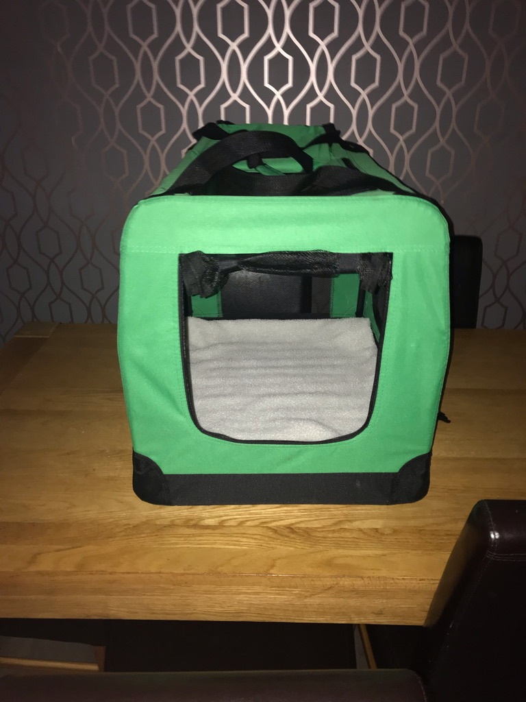 Pet carrier- large