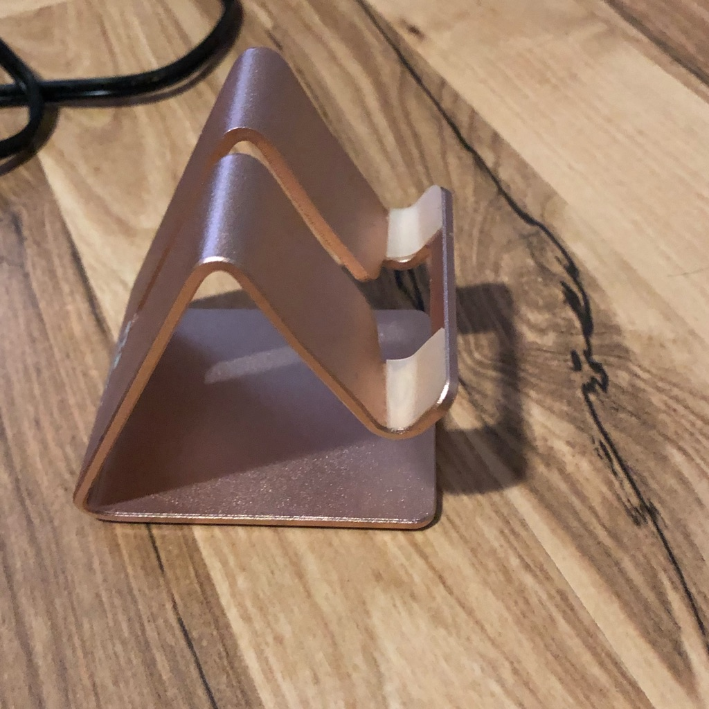 Phone Stand - Rose Gold Color