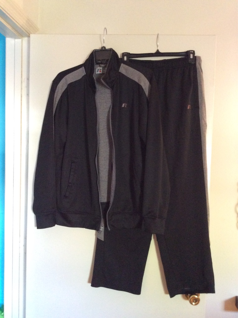 RUSSELL TRACK SUIT