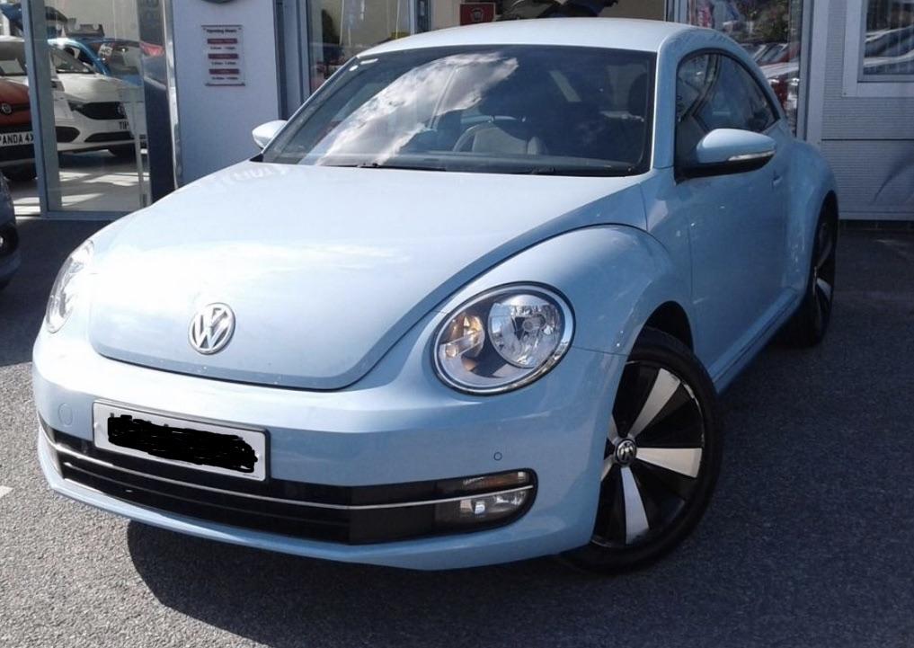 VW Beetle 1.4 tsi Design BlueMotion Tech 150ps