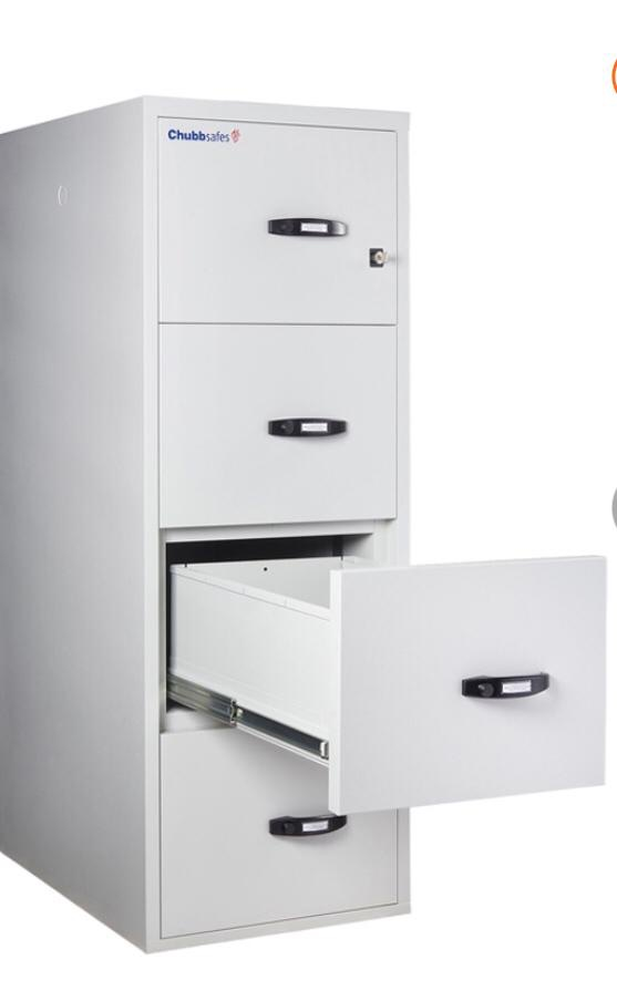 CHUBB FIREPROOF CABINET