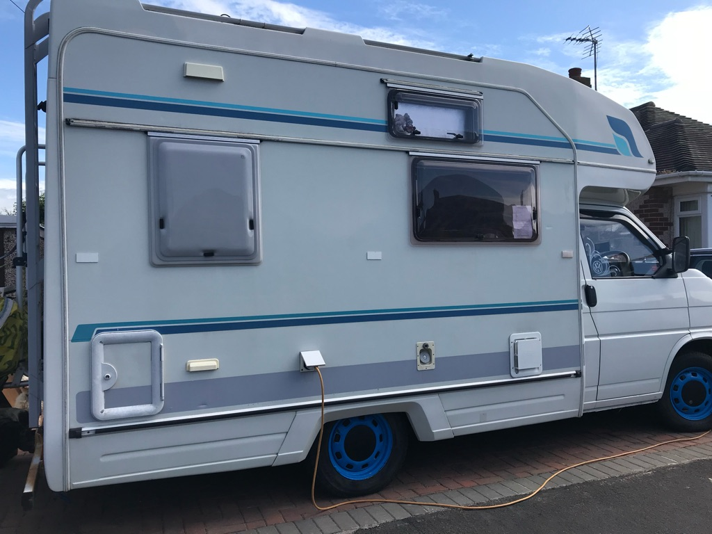 1995 VW compass motor home
