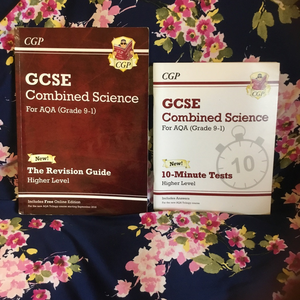 AQA combined science (higher)