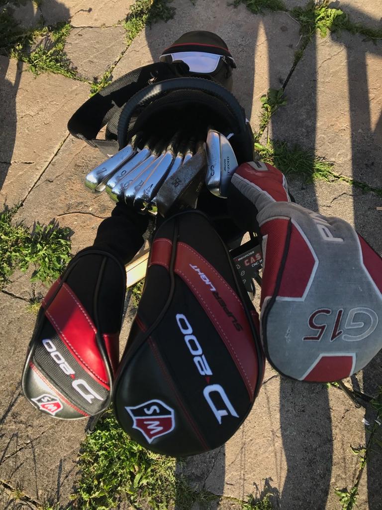 Wilson Staff Golf Sets