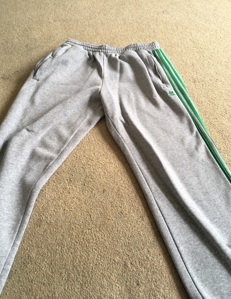 Adidas Mens Tracksuit Trousers