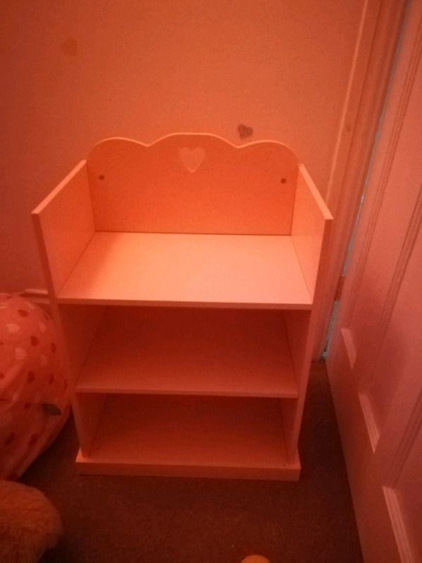 Small childrens shelf