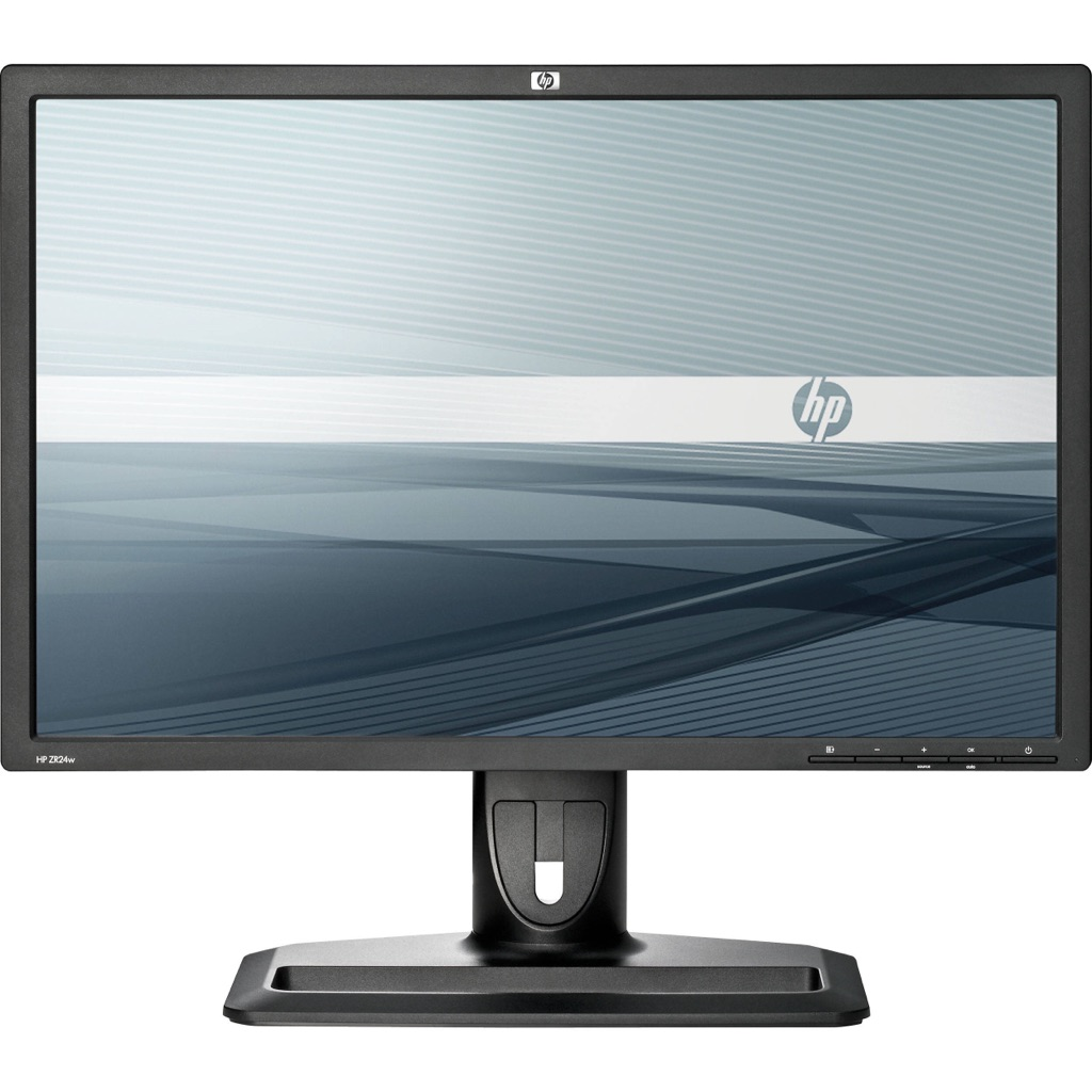 HP ZR24w Wide Screen LCD Excellent Condition