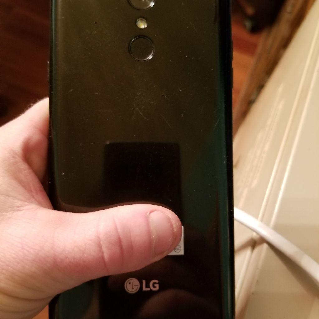 LG Stylo 4 smartphone