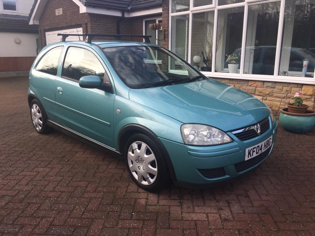 **SOLD** 2004 Vauxhall Corsa 1.3cdti
