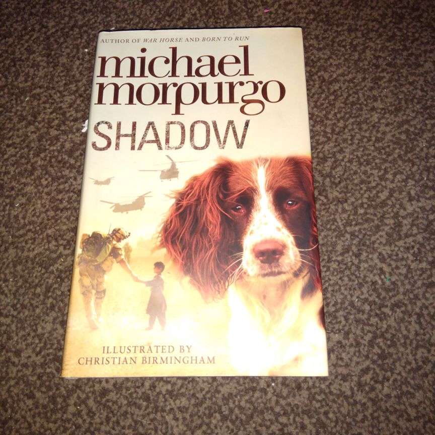 Michael morpurgo books x 4
