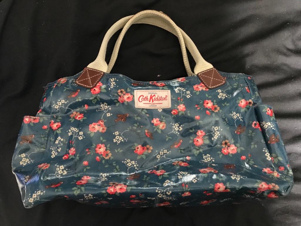 Cath Kidston Oilcloth Bag