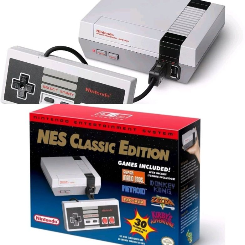 Classic Nintendo