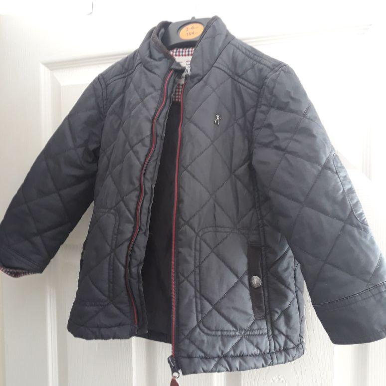 Boys Authentic Junior coat