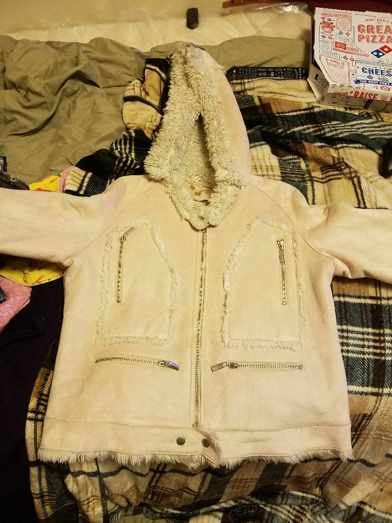 Wilson's leather woman's jacket