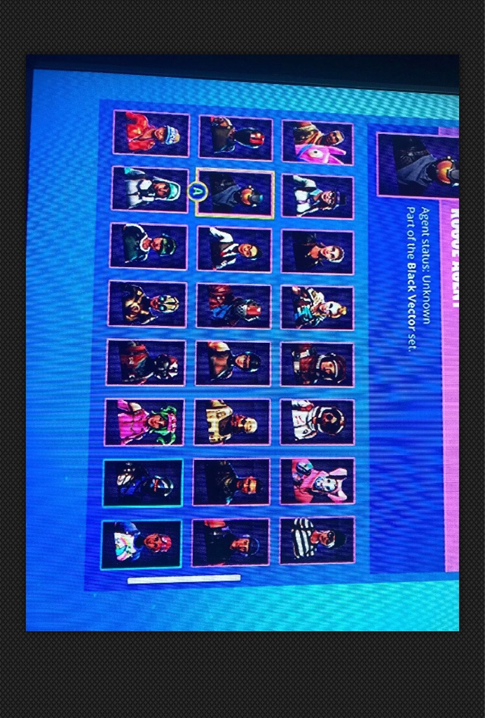 Amazing fortnite acount with 60+ skins and loads of gliders and picaxes also a super deluxe save the world edition with 130's in canny valley