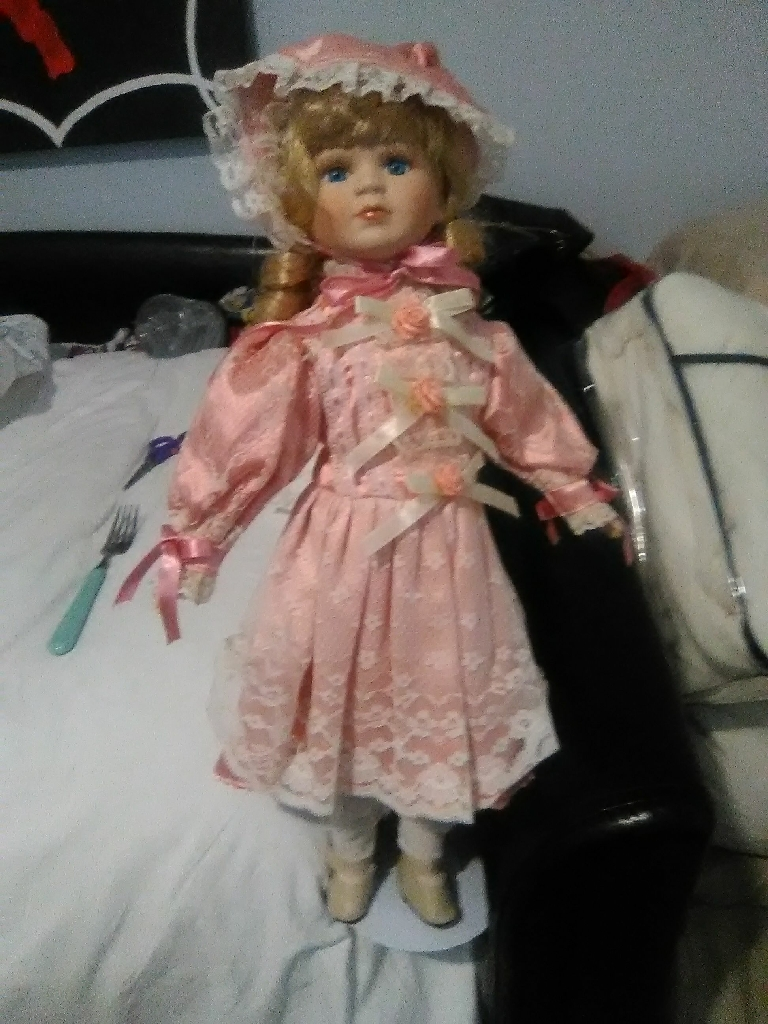 Collectors doll