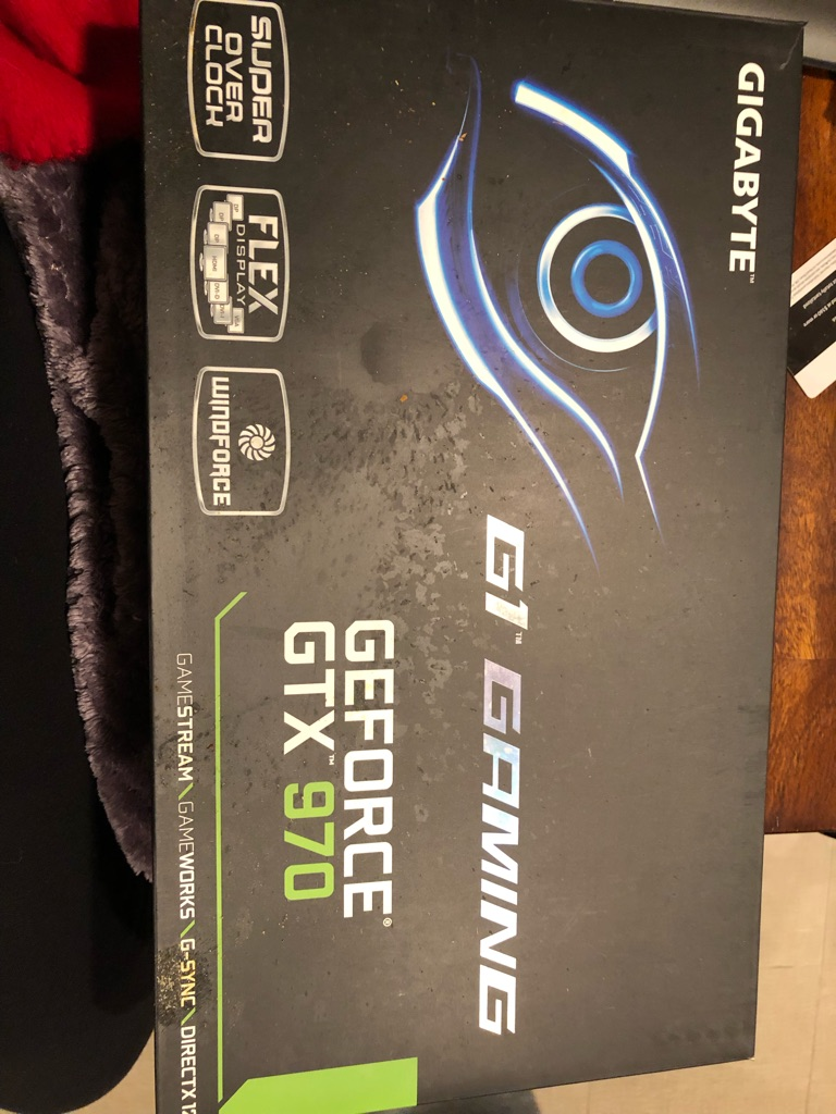 G1 Gaming Geoforce GTX 970