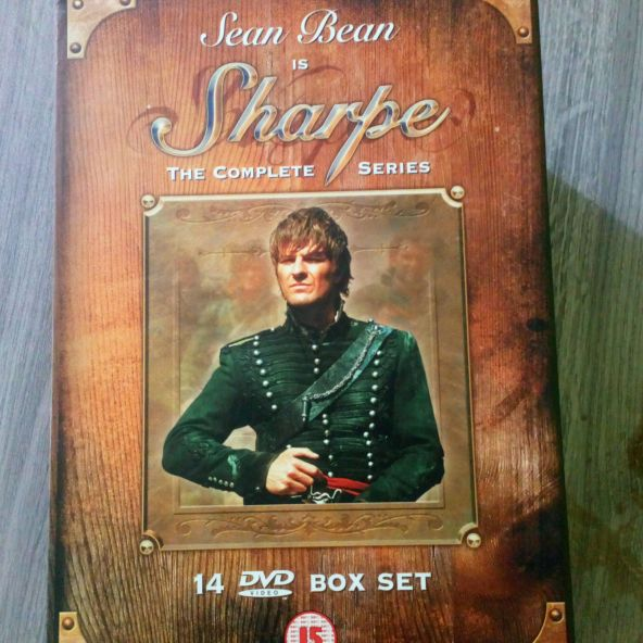 Sharpe box set 14 Disc's