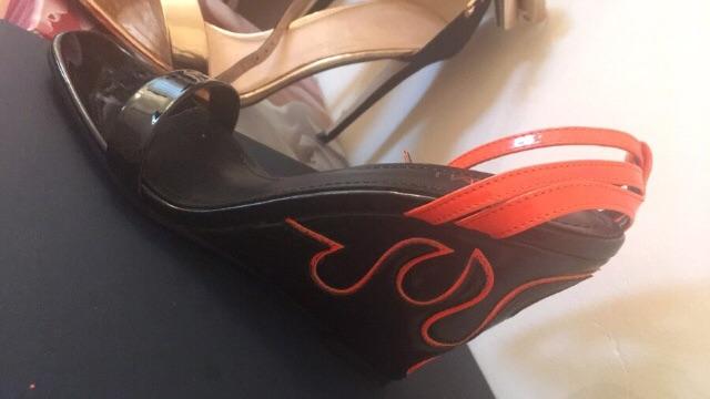 Kendall Jenner inspired heels.
