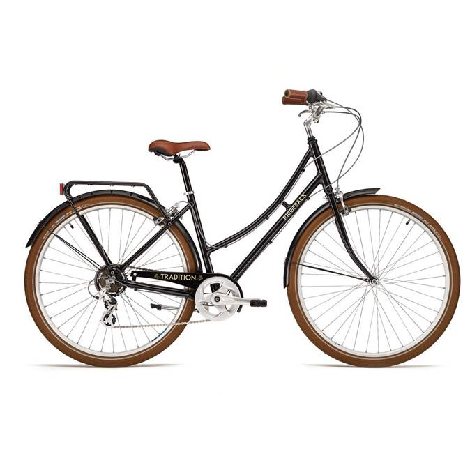 Ridgeback Tradition Women's Classic Bike Black