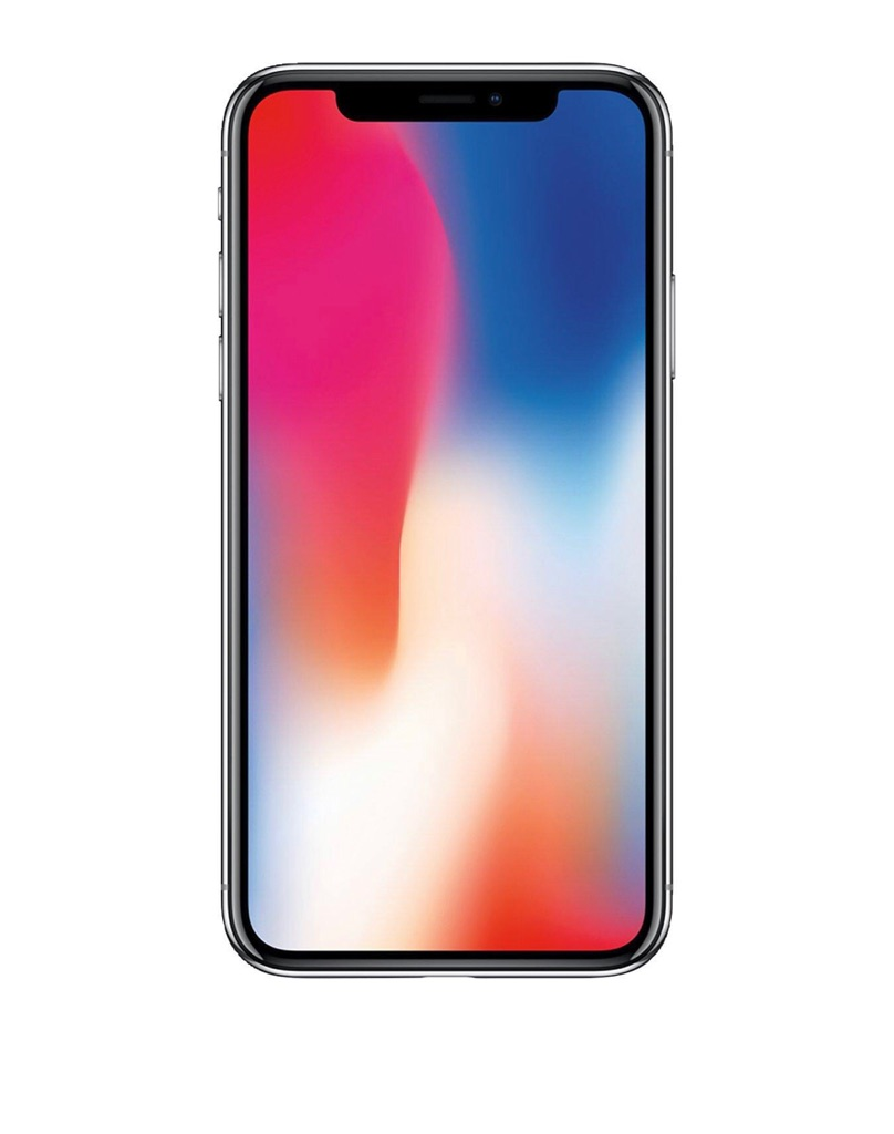 iPhone X silver 64G