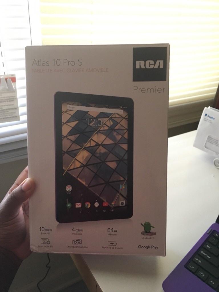 Atlas 10 PRO S Tablet Laptop