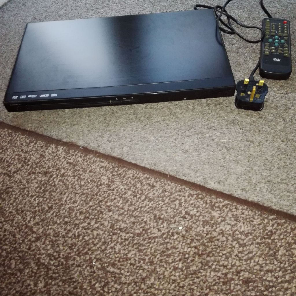DVD Player.