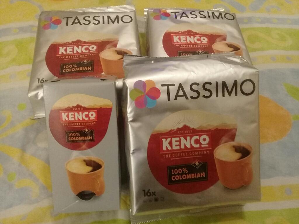Tassimo coffee pod