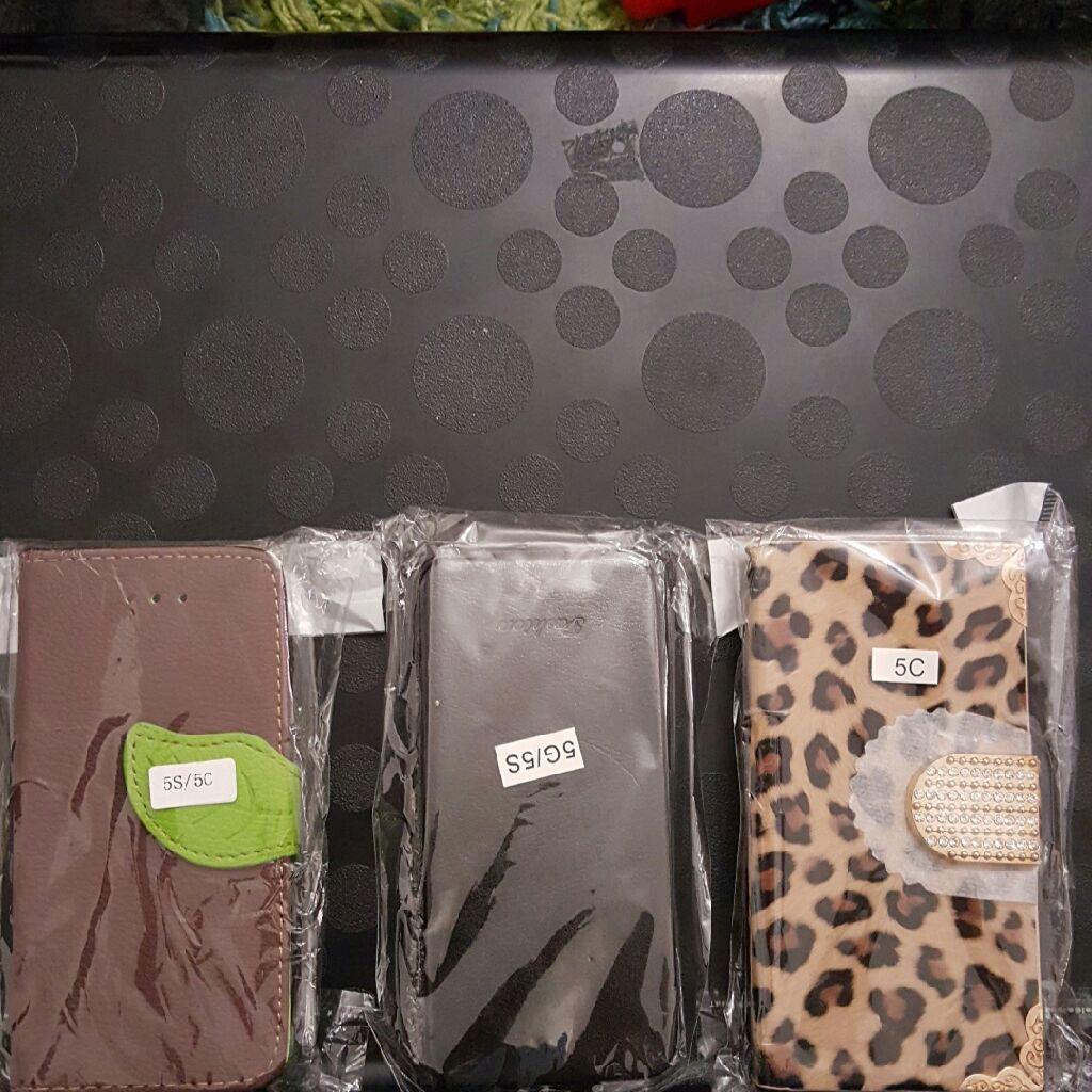 Iphone 5S/5C leather case