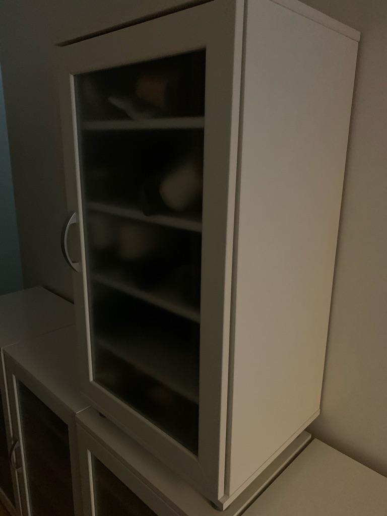 Shoe or storage cabinets white msc no damage
